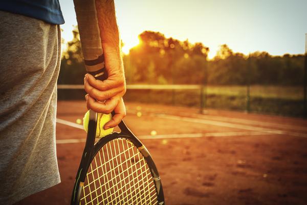 Augustana tennis coach celebrates 100th victory