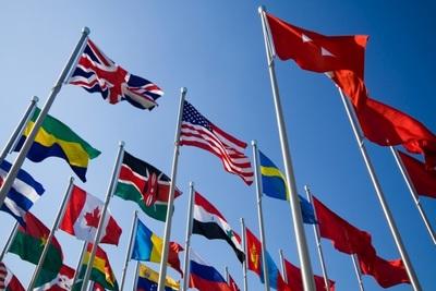 Medium flags