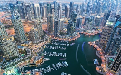 Reuters discusses Dubai's spending on infrastructure