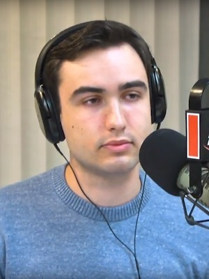 Joe Kaiser, a writer at Illinois Policy Institute and Producer of the Conservative radio talk show Illinois Rising