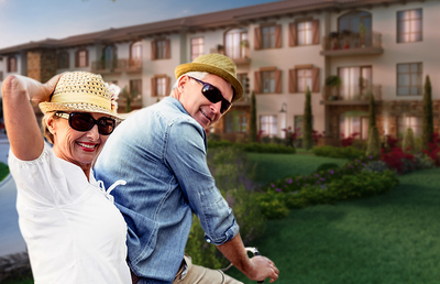 Tuscan Village's Lakeway Resort provides a lifestlye inspired by the Italian countryside.