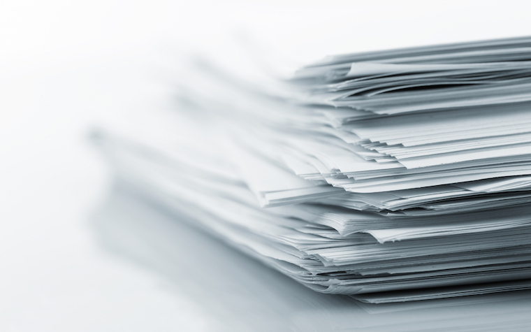 Applicants should be able to write reports, present information and respond to questions.