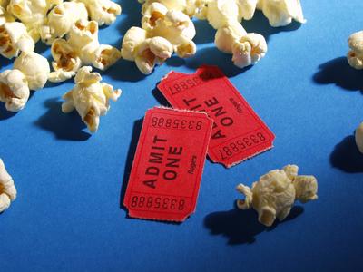 Medium movieticket