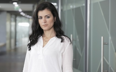 Najwa Aaraj, vice president of special projects at DarkMatter