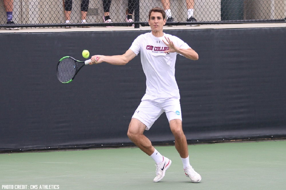 COE COLLEGE: Anderson falls to top seed in NCAA National ...