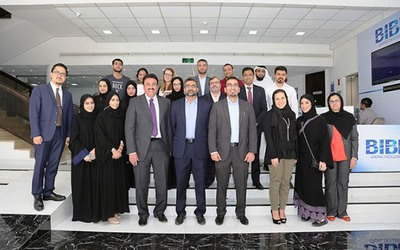 "Bahrain Institute of Banking and Finance (BIBF) recently joined forces with U.S. and UAE consultants for a Masterclass, two-day seminar, titled ""The Convergence of the Halal Market and Islamic Capital,""  to educate participants on Islamic finance."