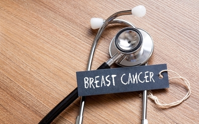Medium breast cancer stethoscope