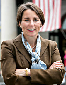 Masachusetts Attorney General Maura Healey