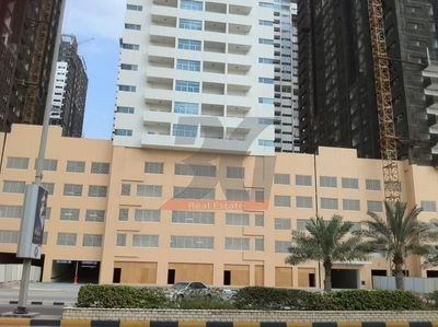 Ajman One Tower 12 is the location where a three bedroom apartment is now available.