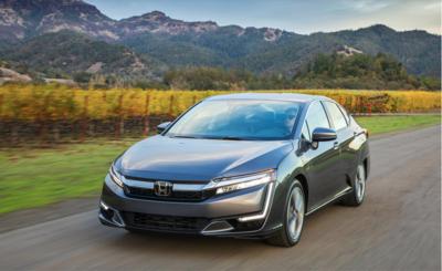 Honda's 2020 Clarity PHEV