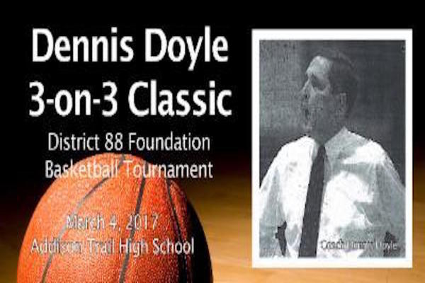 District 88 Foundation to honor former coach, counselor with basketball tournament