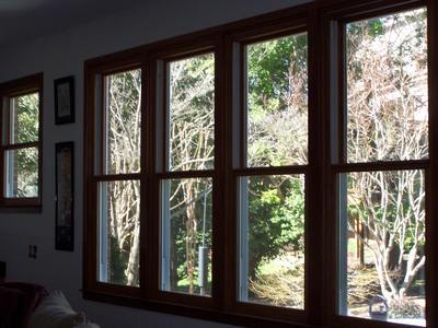 Custom windows can be a much better choice from the beginning of a home construction.