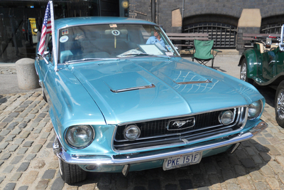 Classic-car show on Feb. 20 will benefit Kerrville State Hospital.
