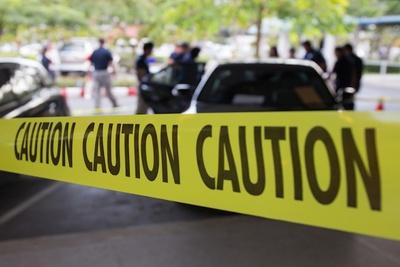 Medium crime scene 1000