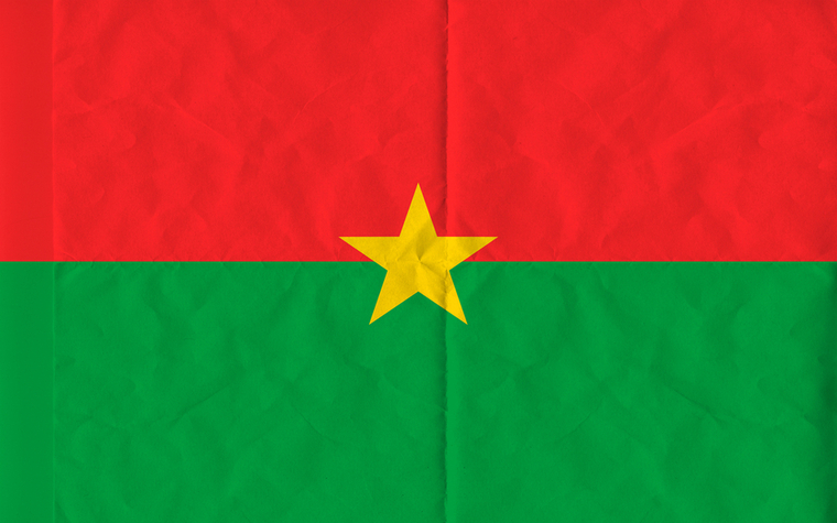 Burkina Faso is participating in a three-year Extended Credit Facility loan through the IMF.