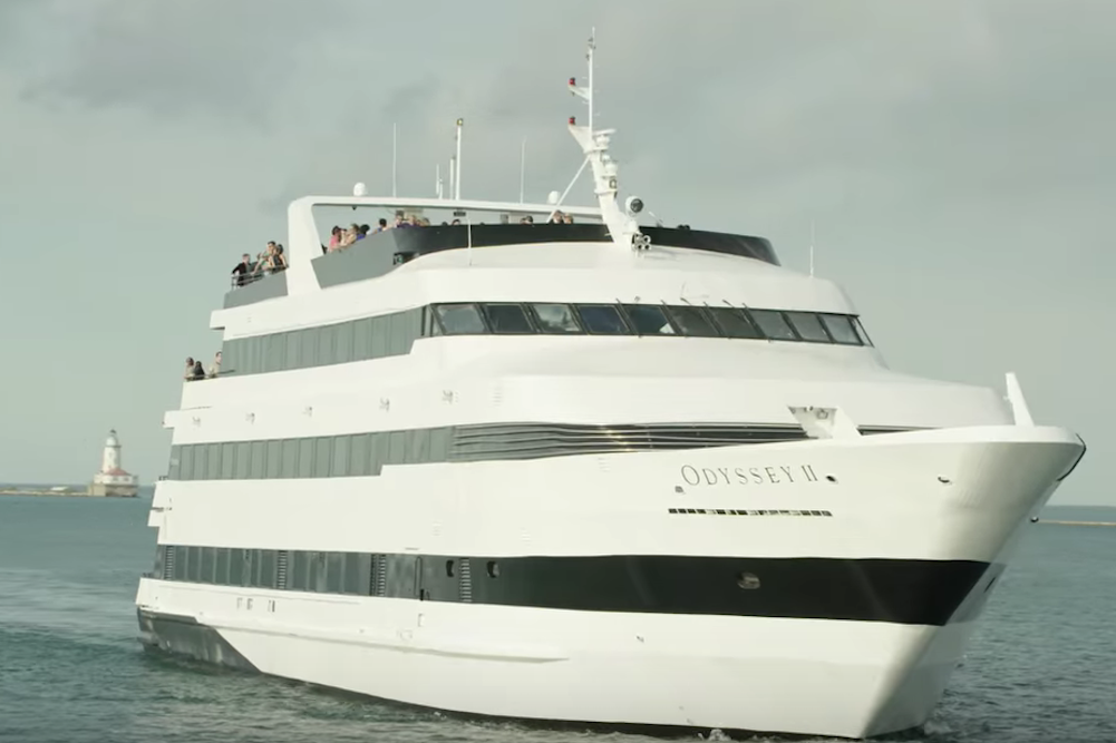 The Chicago SWAT team has no maritime training, leaving one former member to joke that the team would be lost without the Odyssey dinner cruise boat.