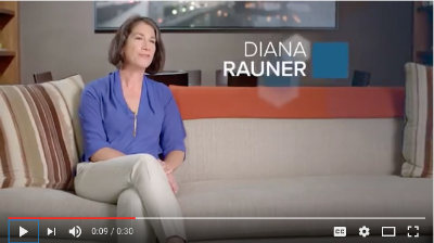 Diana Rauner is featured in a new digital ad focused on education funding.
