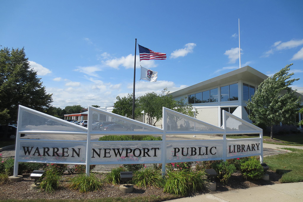 Warren-Newport Public Library
