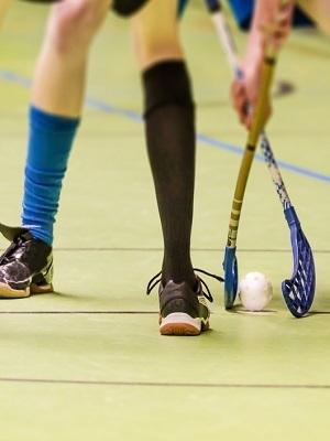 Large floor hockey