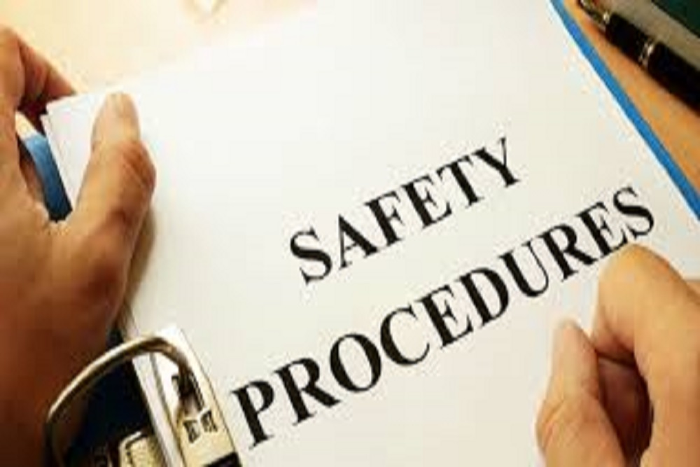 Safetyprocedure