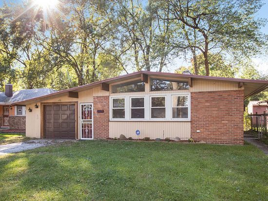 The home for sale at 15130 Meadow Lane in Dolton had a property tax bill of $3,438 in 2016.