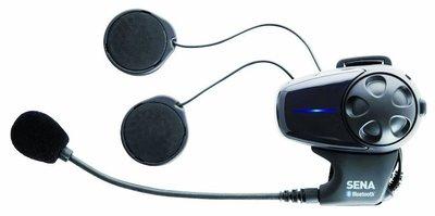 The Sena SMH10-10 Bluetooth Headset