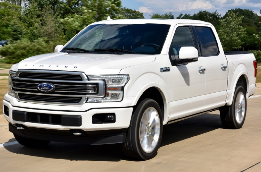 The newest F-150 with a 2.7-liter EcoBoost engine gets 22 miles per gallon.