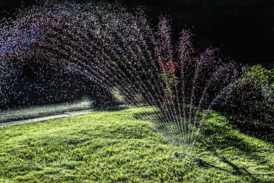 Summer months bring back watering lawns, but care should be taken to not overdo it.