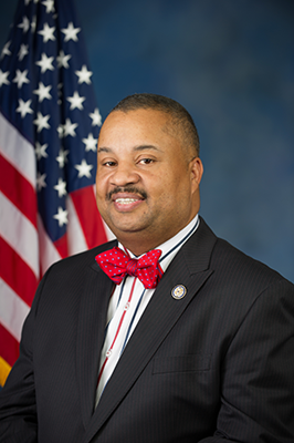 U.S. Rep. Donald Payne Jr. (D-N.J.)