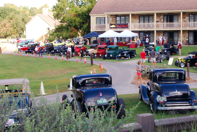 Unlike many local car events, the Deuce Reunion is a gathering for only one model of car.