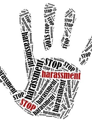 Harassment hand