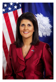 Gov. Nikki Haley welcomed the news that Expert Machine & Fabrication plans to move into a larger facility and add 25 jobs in Latta.