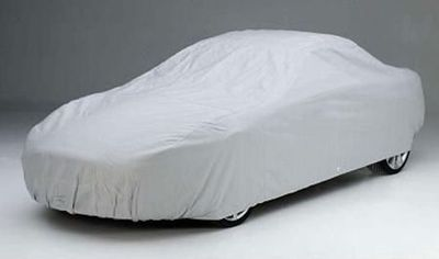 A good car cover can help block out harmful sunlight.