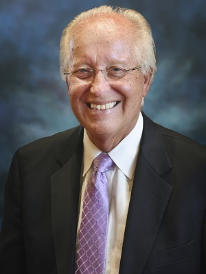 Sen. Terry Link (D-Vernon Hills), sponsor of an amendment to Senate Bill 1597 that would levy a minimum tax of 5 cents for single-use carryout bags in Illinois.
