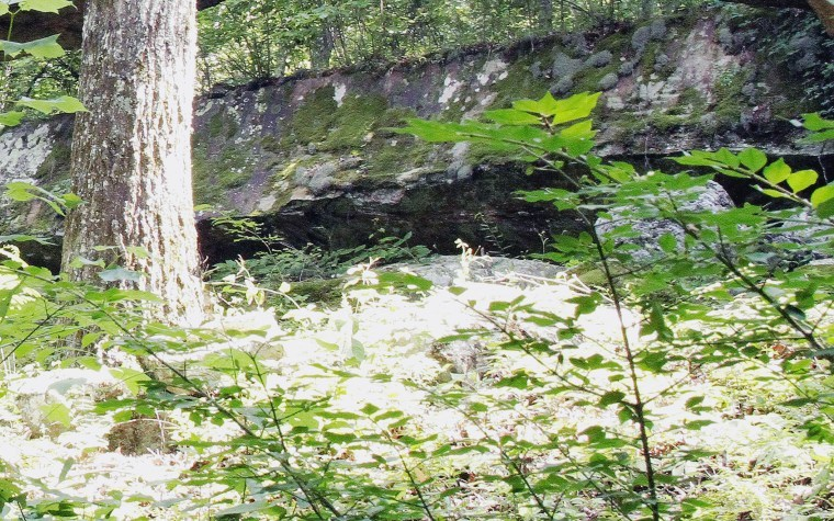Arkansas Archaeological Survey creates website on Arkansas dry bluff caves