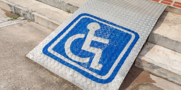 Large handicapped sign 04