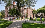 Brown University recently hosted more than 900 students for its annual open house.