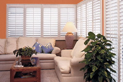 A new vinyl production method makes for cost-effective plantation shutters.