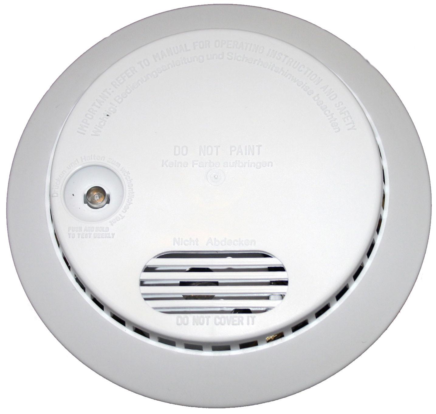 Ionization smoke detectors contain americium