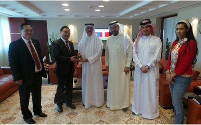 Bahrain Chamber of Commerce and Industry leaders recently welcomed a delegation from the Mongolian People's Republic.