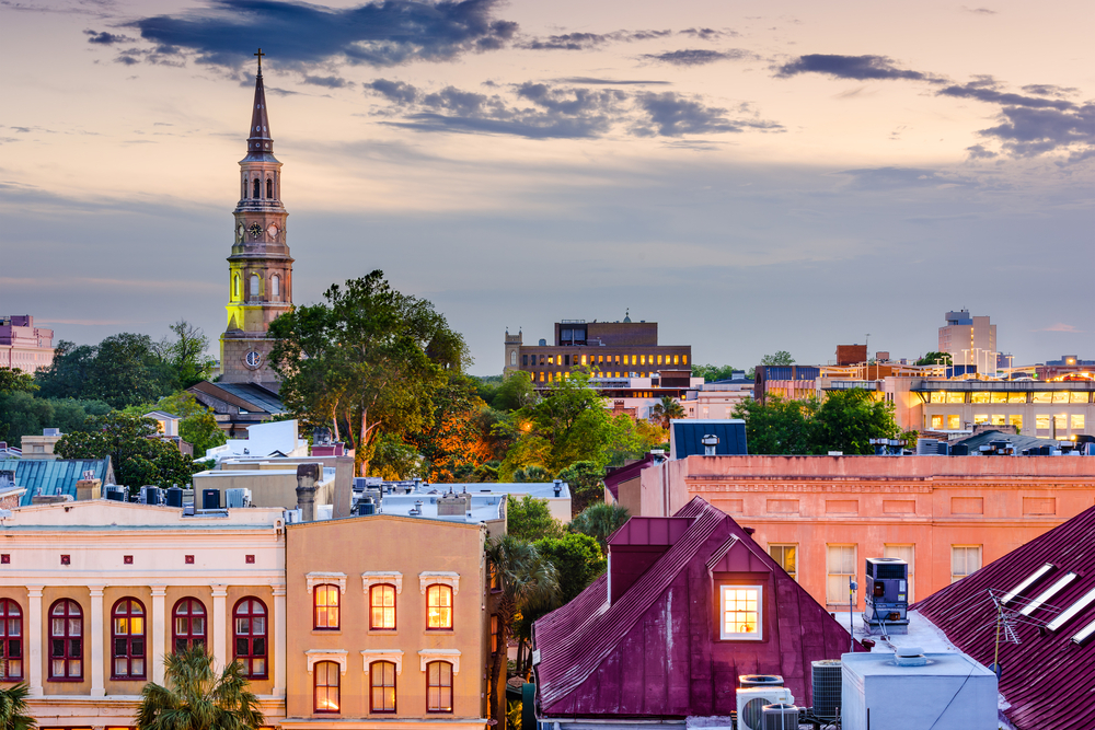 The State of International Trade was recently held in Charleston, South Carolina.