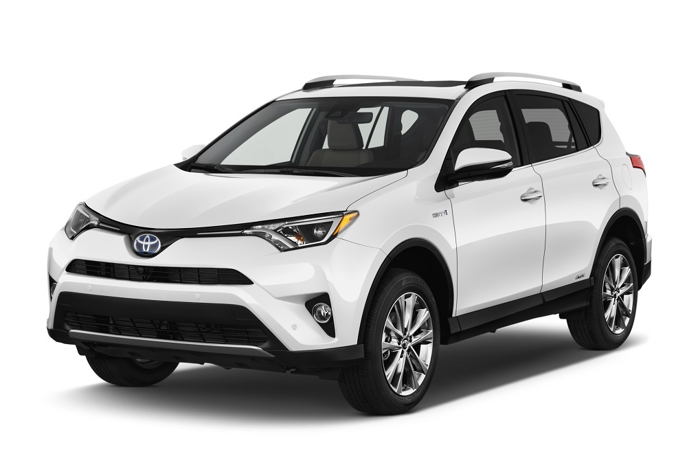 The 2018 Toyota RAV4 is available with an All-Wheel Drive system with Dynamic Torque Control.