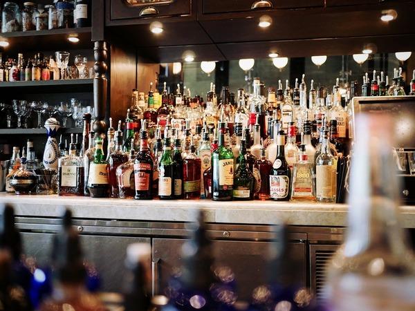 Large bar