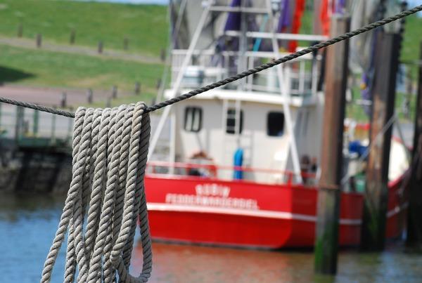 Large fishingboat