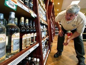 McIlhinney's customer-friendly liquor bill gains state senate approval.