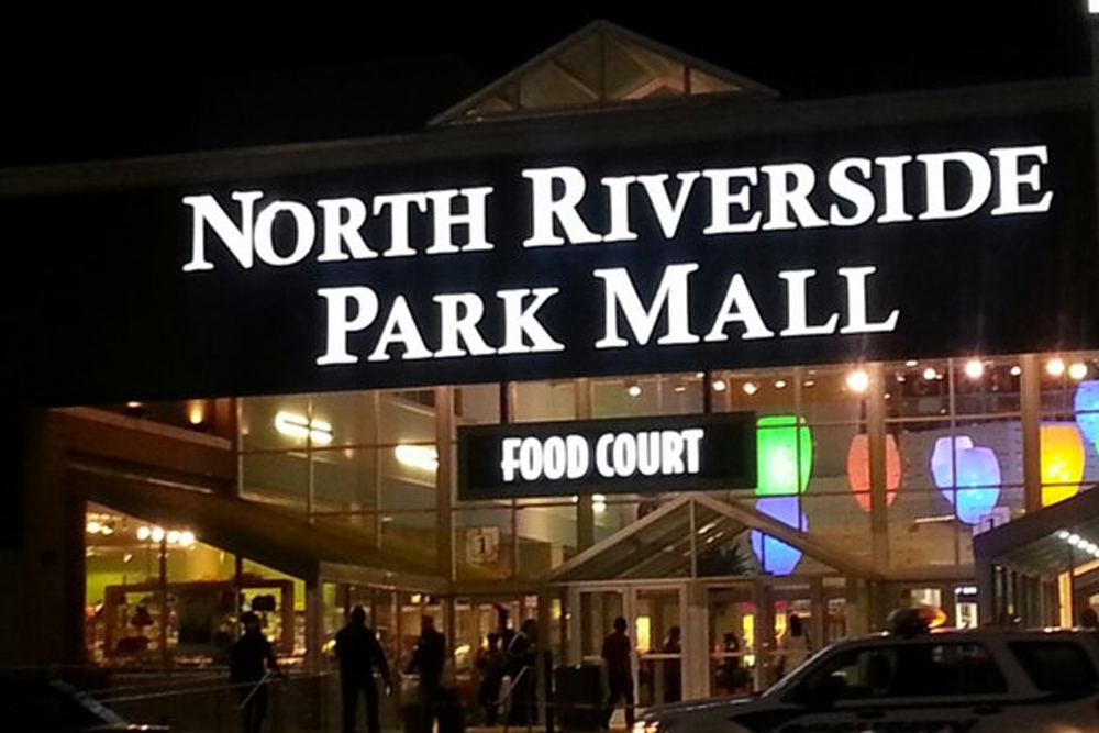 North Riverside Park Mall in North Riverside, IL paid $4.4 million in property taxes last year.