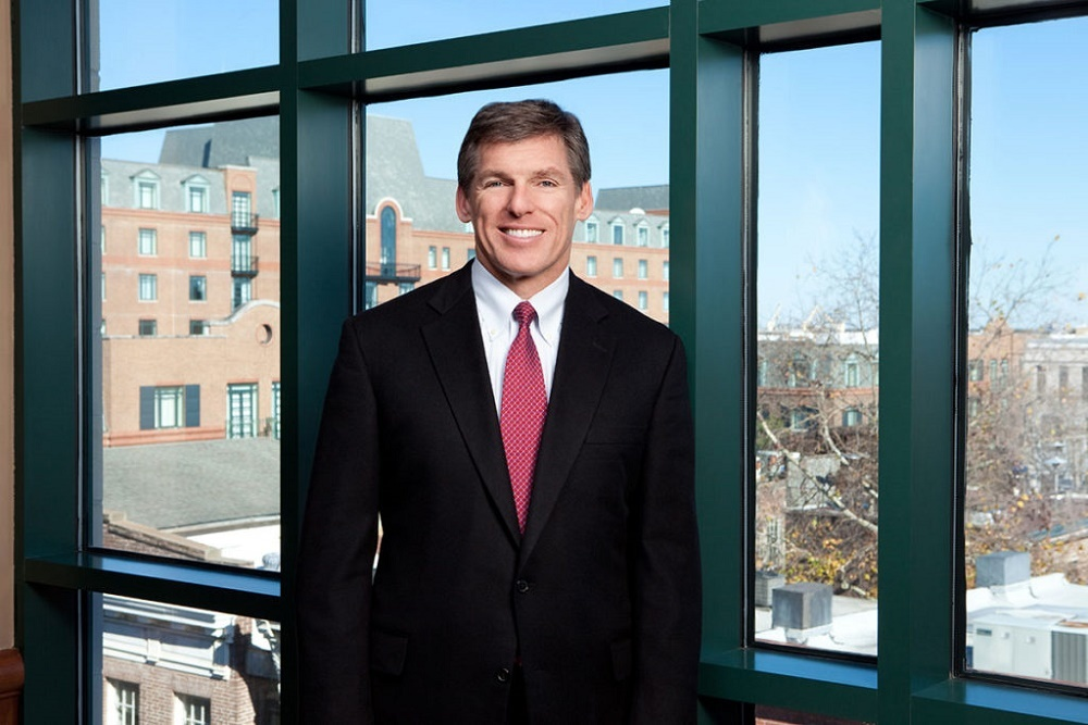John Darby, president and CEO, The Beach Company