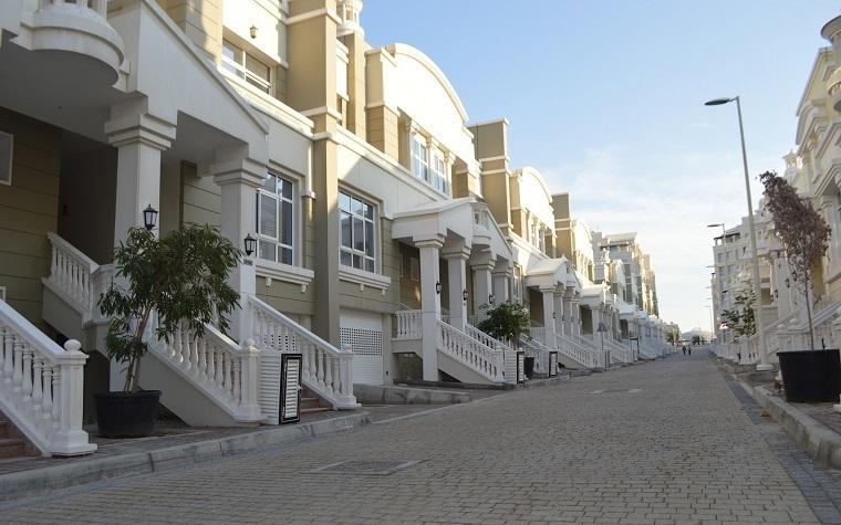 Al Forsan Village in Abu Dhabi