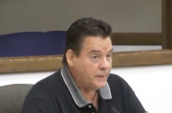 Will County Board member Steve Balich