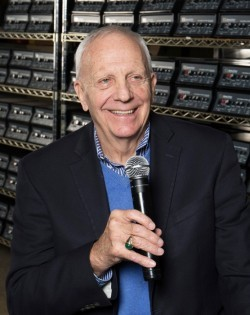 AmpliVox CEO Don Roth purchased the company, formerly known as PermaPower, in 1995.
